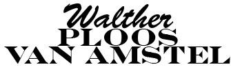 Walther Ploos van Amstel